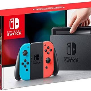 【新品】Nintendo Switch 本体 2020年8…