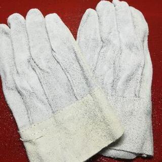 革手袋(キャンプ、溶接、DIY)