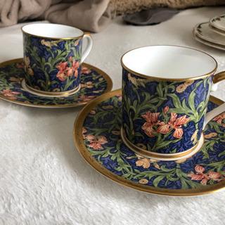 William Morris コーヒーカップ