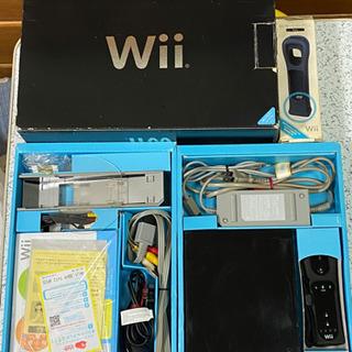 Wiiセット動作品  取り引き中