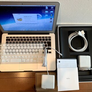 ★MacBook Air 13インチ Mid 2011 Core...
