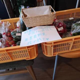 無農薬野菜、ハンドメイド品などを販売している食堂です! − 北海道