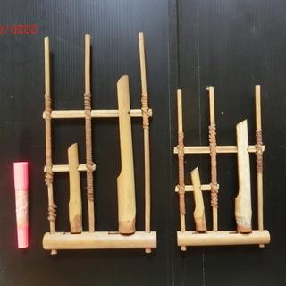 バリ民族楽器:アンクルン