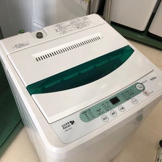 YAMADA 4.5kg 洗濯機 2018年式 YWM-T45A1
