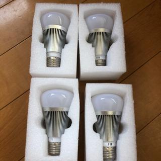 wifi  スマートLED電球ライト SONOFF B1 4個セット
