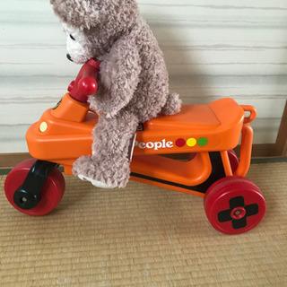 People子供用バイク【取引中】
