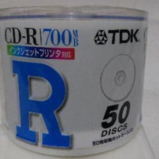 引渡し完了★TDK★CD-R 700MB 50枚(おまけ付き)