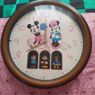 ディズニー壁掛け時計