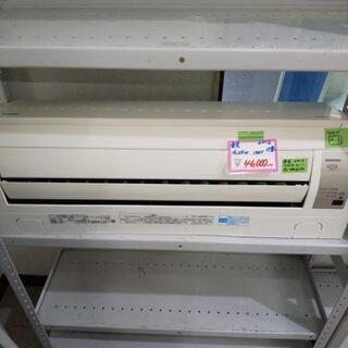 佐賀中古エアコン、東芝2012年4.0KW15畳用取り付け込みで。