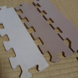 ジョイント式‼️つなげてフロアマット 計34枚セット − 東京都