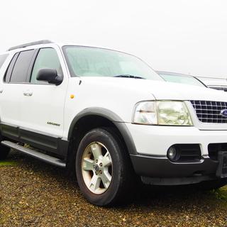 H17/01 フォード エクスプローラー XLT4WD 94000km