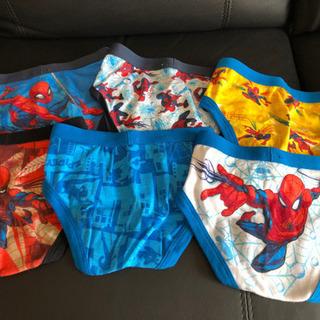 スパイダーマン★MARVEL★パンツ6枚セット