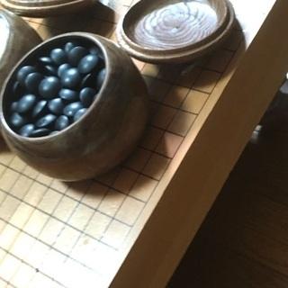 (お取引中)囲碁盤・碁石セット(委託品)