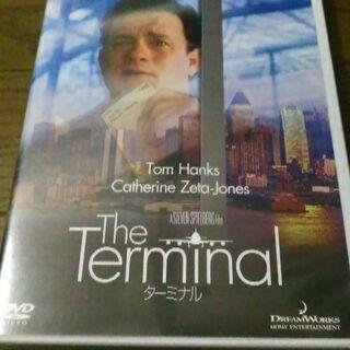 トムハンクス ターミナル 洋画 DVD