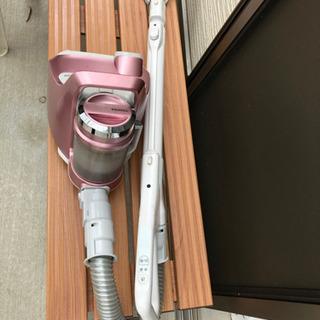 500円 東芝 サイクロン掃除機 ピンク
