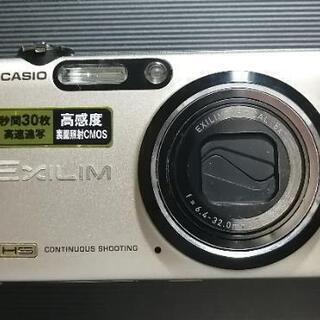 カシオEX FC 150 裏面照射型CMOSを採用したHIGH ...
