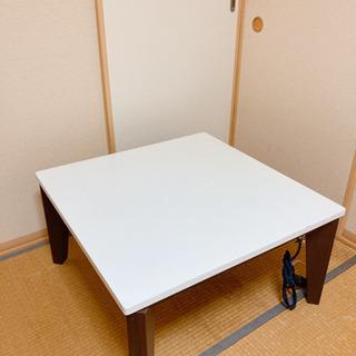 テーブル コタツ ニトリ
