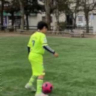 サッカーパーソナルレッスン