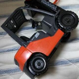 フォークリフト おもちゃ