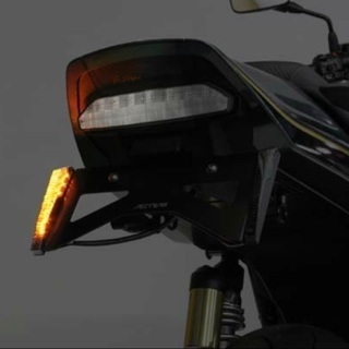 新品*アクティブ*ライセンスホルダー一体型LEDウインカー*補修...