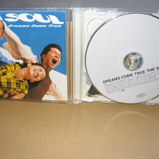 Dreams come true のCD