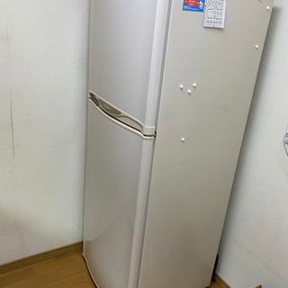 シャープ冷蔵庫225L差し上げます※8月30日まで