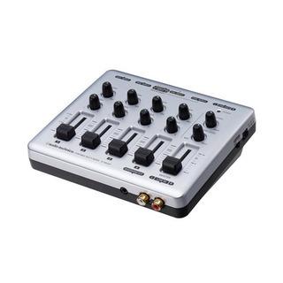 ポータブルミキサーaudio-technca AT-PMX5P