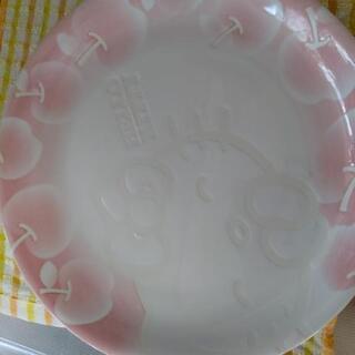キティちゃん  カレー皿