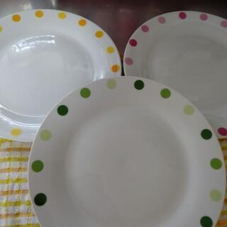 大皿3枚の画像