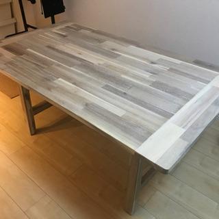 unico ダイニングテーブル W1400