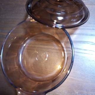耐熱ガラス製 鍋、片手鍋 - 戸田市