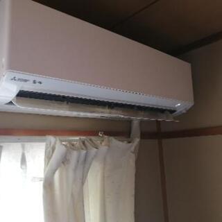 エアコンの移設品の取り付け❗格安