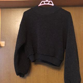GRL ニット セーター ボリューム袖