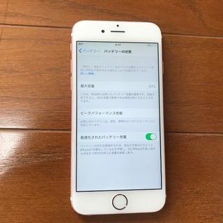 iphone6s 16GB docomo ローズゴールド