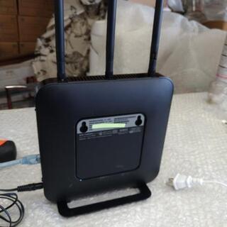 バッファローWi-Fi 無線LANルーター