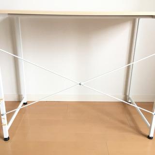 シンプルデスク - 家具