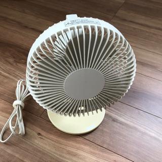 無印良品 小型扇風機 R-17MT