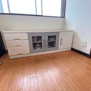 テレビ食器棚