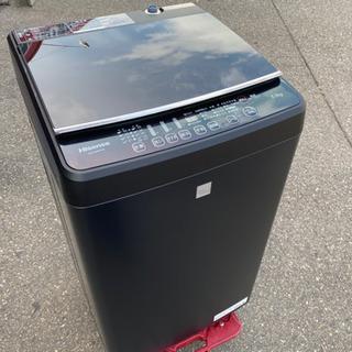 【2020年式 洗濯機】Hisense 5.5kg 洗濯機 HW...