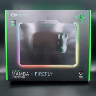 ① ほぼ新品 RAZER MAMBA+FIREFLY HYPER...