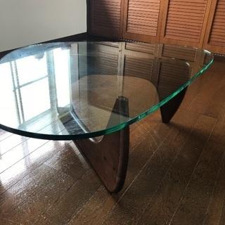 イサム・ノグチ ガラステーブル ※交渉可