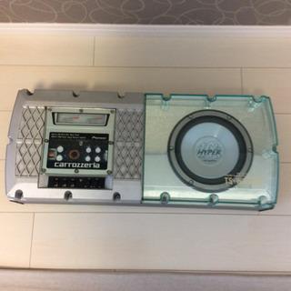 TS-WX900A サブウーハー