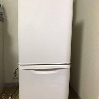 Panasonic 冷凍冷蔵庫 138L