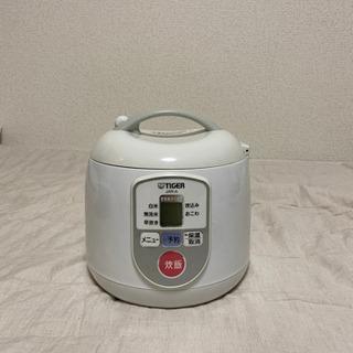 炊飯器 タイガーマイコン炊飯ジャー 0.54L