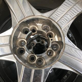 タイヤ、ホイル4本セットです!