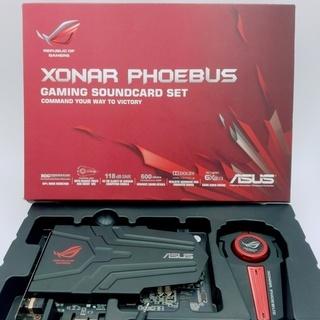 Asus Xonar Phoebus 7.1ch対応 サウンドカード