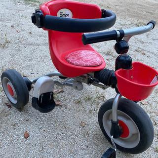 idesの三輪車
