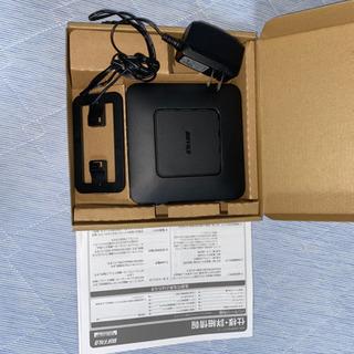 BUFFALOルーター WSR-300HP/N 無線LAN親機