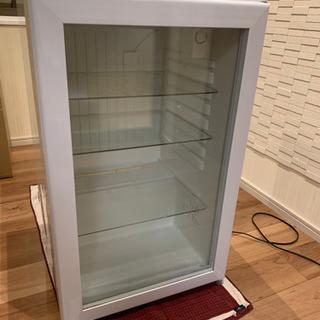 【取引開始★現在受付不可】冷蔵庫 冷蔵専用 中古 白