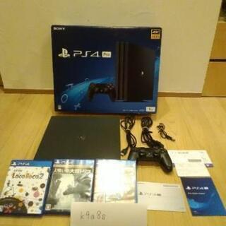 PlayStation 4 Pro  cuh-7100bb01 ...